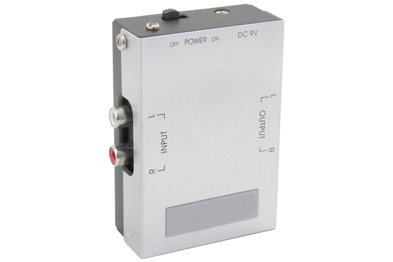 AV:Link STP2 Pre-amplifier for Turntables 128.513UK