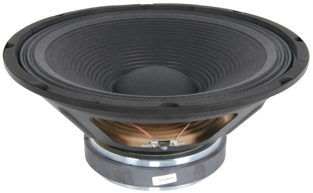 QTX 12'' Replacement Woofer Driver for QR12 speaker