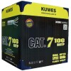 Kuwes Super7 S/FTP CAT7 Ethernet Cable 23AWG 305m