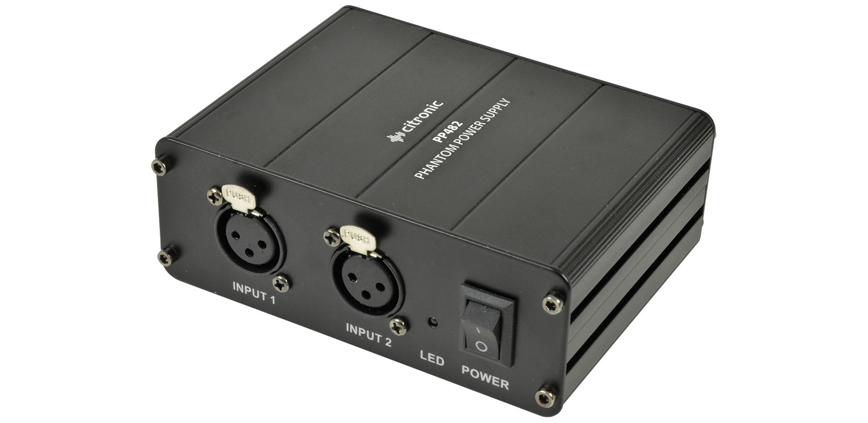 Chord PP482 Dual Phantom Power Supply 173.078UK