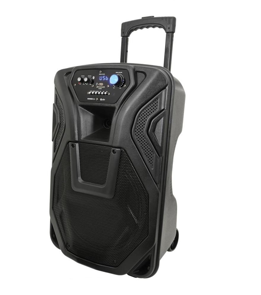 QTX Busker12PA Portable PA 12'' with BT
