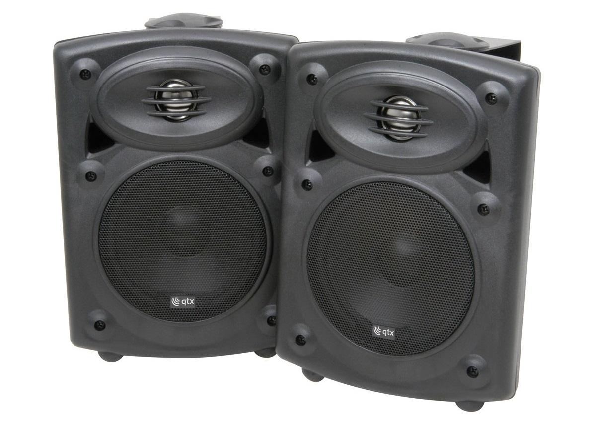 QTX QR5B 5'' Active Speakers (pair) 178.200UK