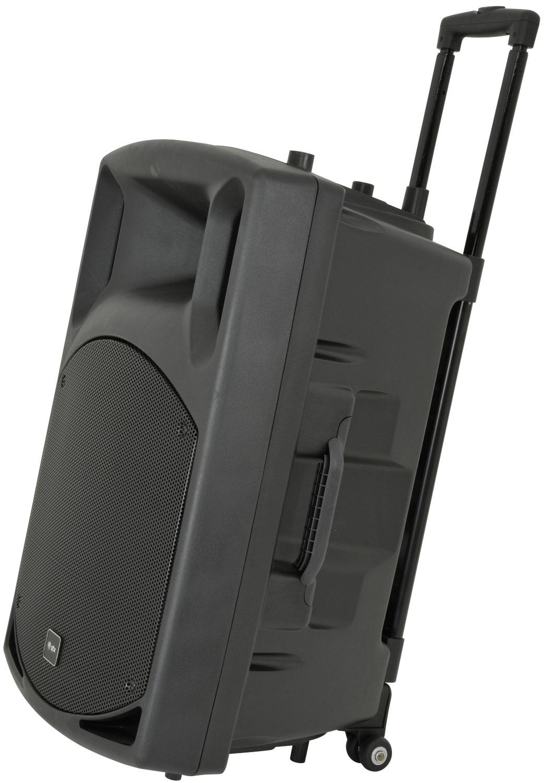 QTX QX15PA-Plus Professional Portable PA 15'' BT