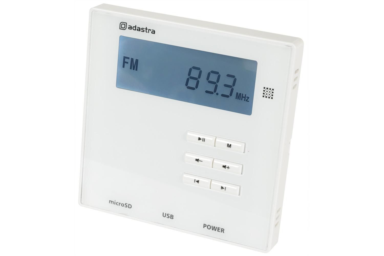 Adastra Wall Amplifier 20W BT/USB/SD/FM 953.131UK