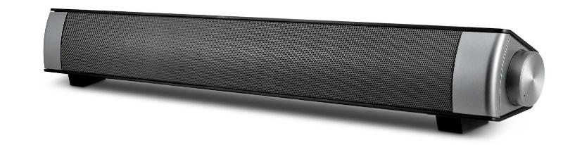 AudioBox U150 USB Power Soundbar 20W