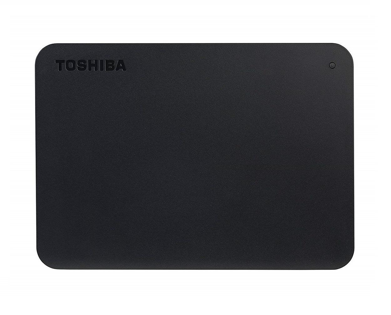 Toshiba Canvio Basics External HDD 2TB USB 3.0