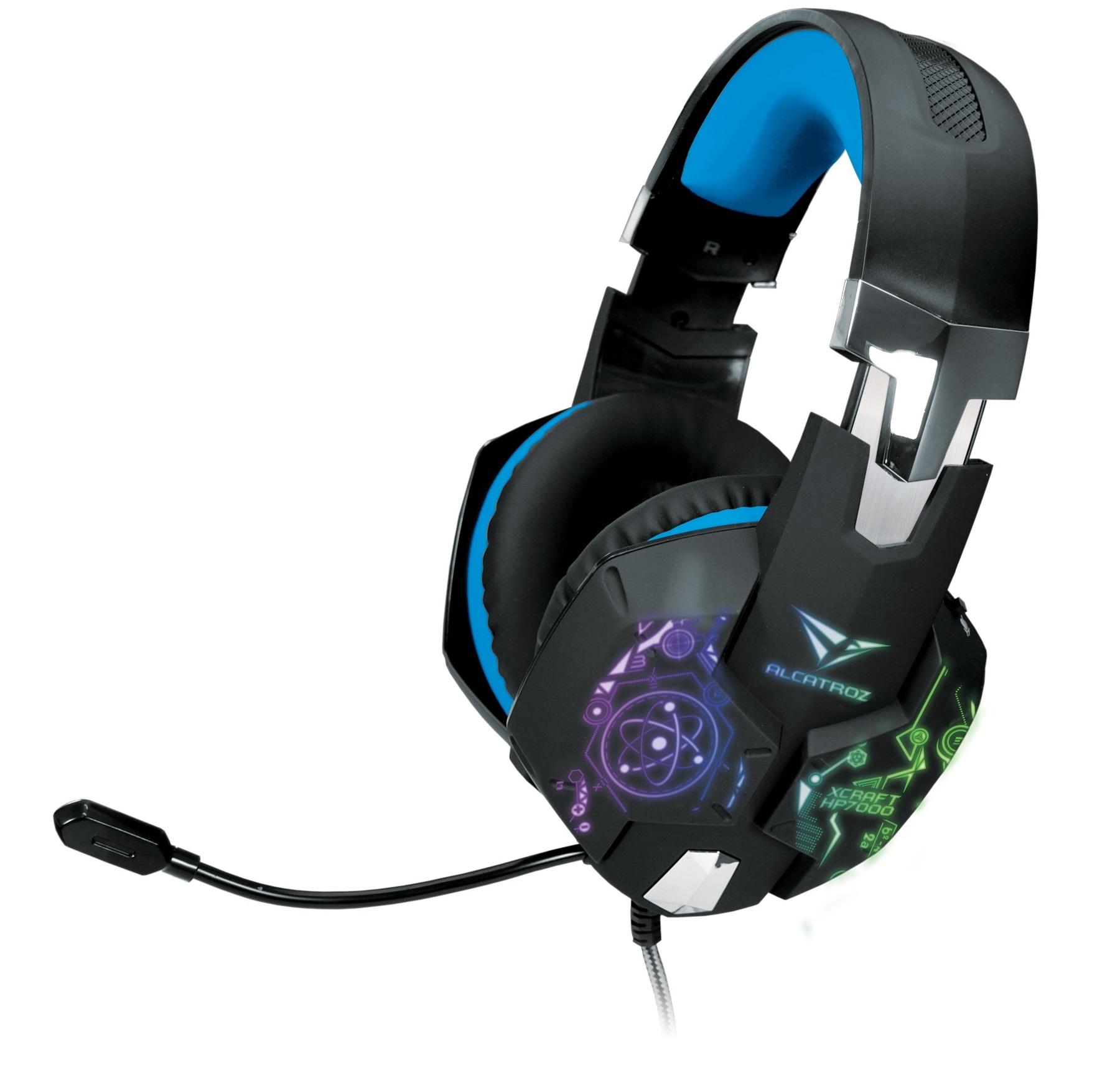 Alcatroz X-Craft HP 7000X Gaming Headset