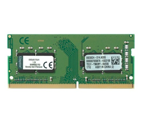 Kingston KVR24S17S6/4 SO-DIMM RAM 4GB DDR4-2400