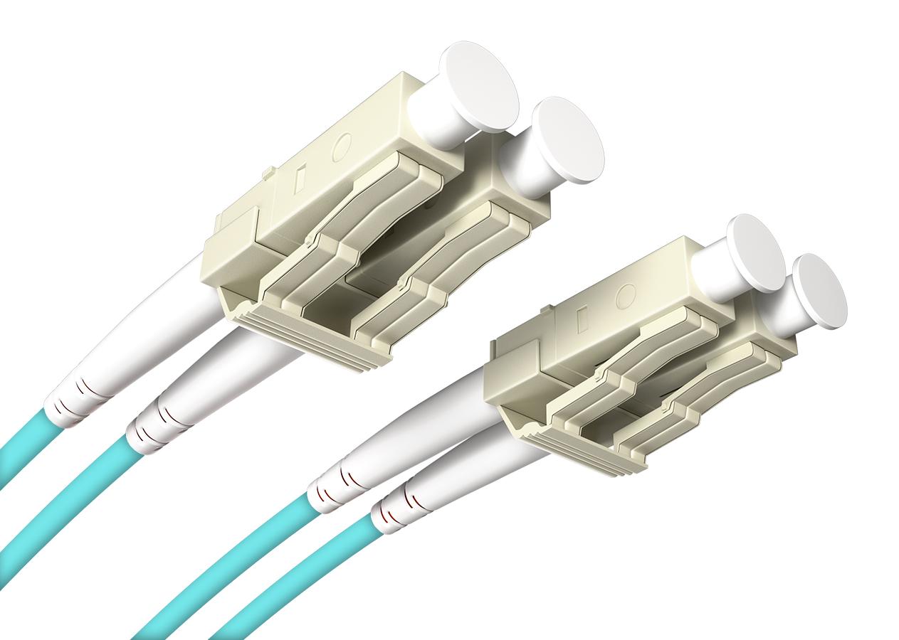 Fiber Patchcord LC/UPC-LC/UPC OM3 MM Duplex 3.0m
