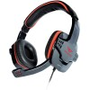 Alcatroz Alpha MG-370 Gaming Headset Black-Red