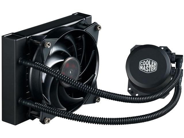 Cooler Master MasterLiquid Lite 120 Liquid CPU Cooler