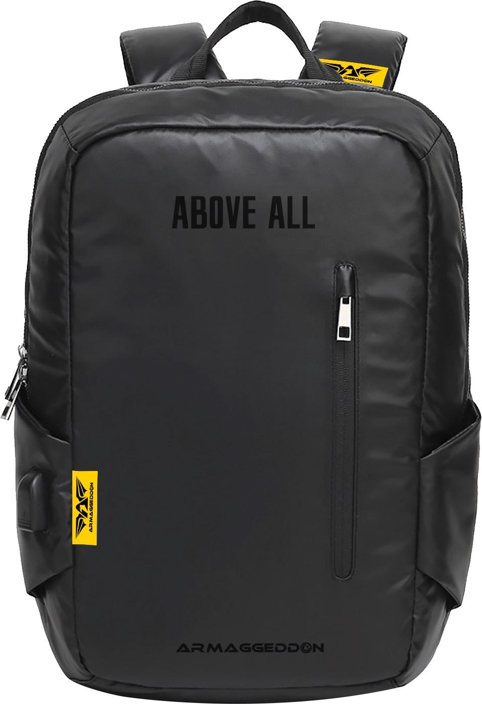 Armaggeddon SHIELD 5 Anti-Theft Gaming Bag Black