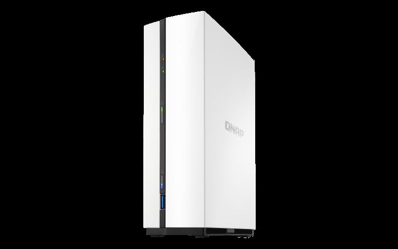 QNAP TS-128A 1Bay NAS Quad Core 1GB