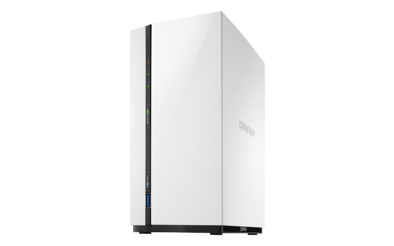 QNAP TS-228A 2Bay NAS Quad Core 1GB