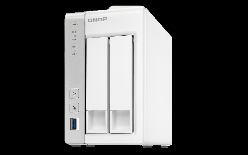 QNAP TS-231P 2Bay NAS Dual Core 1GB