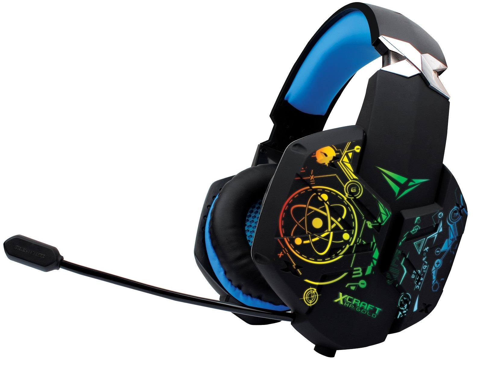 Alcatroz X-Craft HP  Gold 7000 BT Gaming Headset