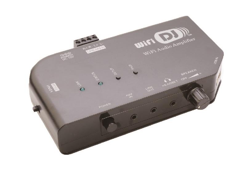 DigitMX AMP30WiFi 30W Wireless Amplifier with BT/USB
