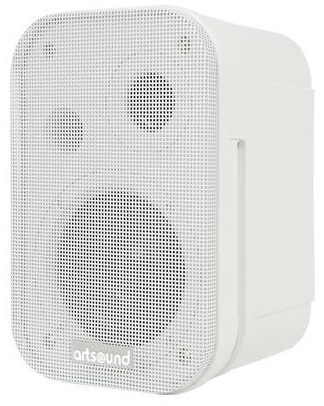 OPEN BOX Artsound AS30w 2way Speakers White (pair)