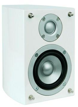 Artsound AS350HG White Design Speaker High Gloss (pair)