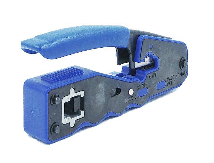 Kuwes Crimping Tool for RJ45 EasyPlugs