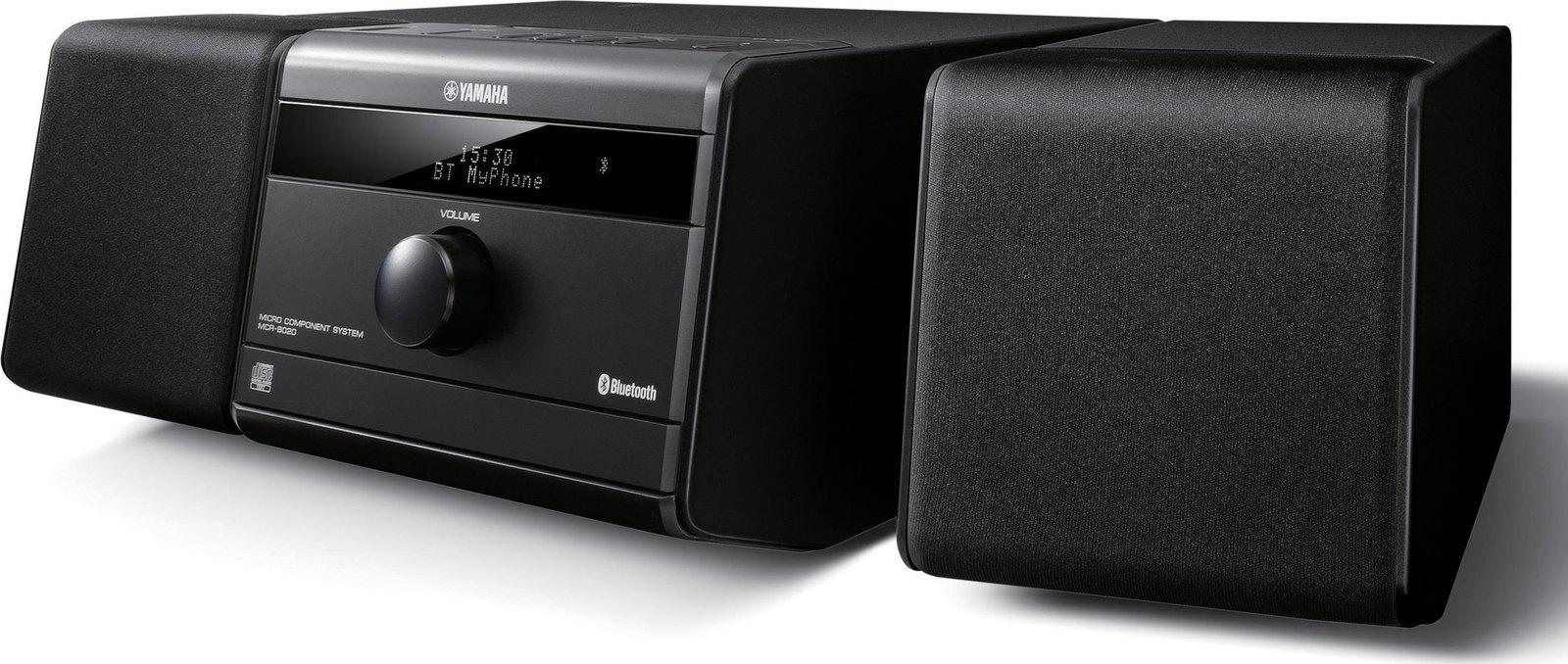Yamaha MCR-B020 Mini HI-FI System CD/USB/FM/BT