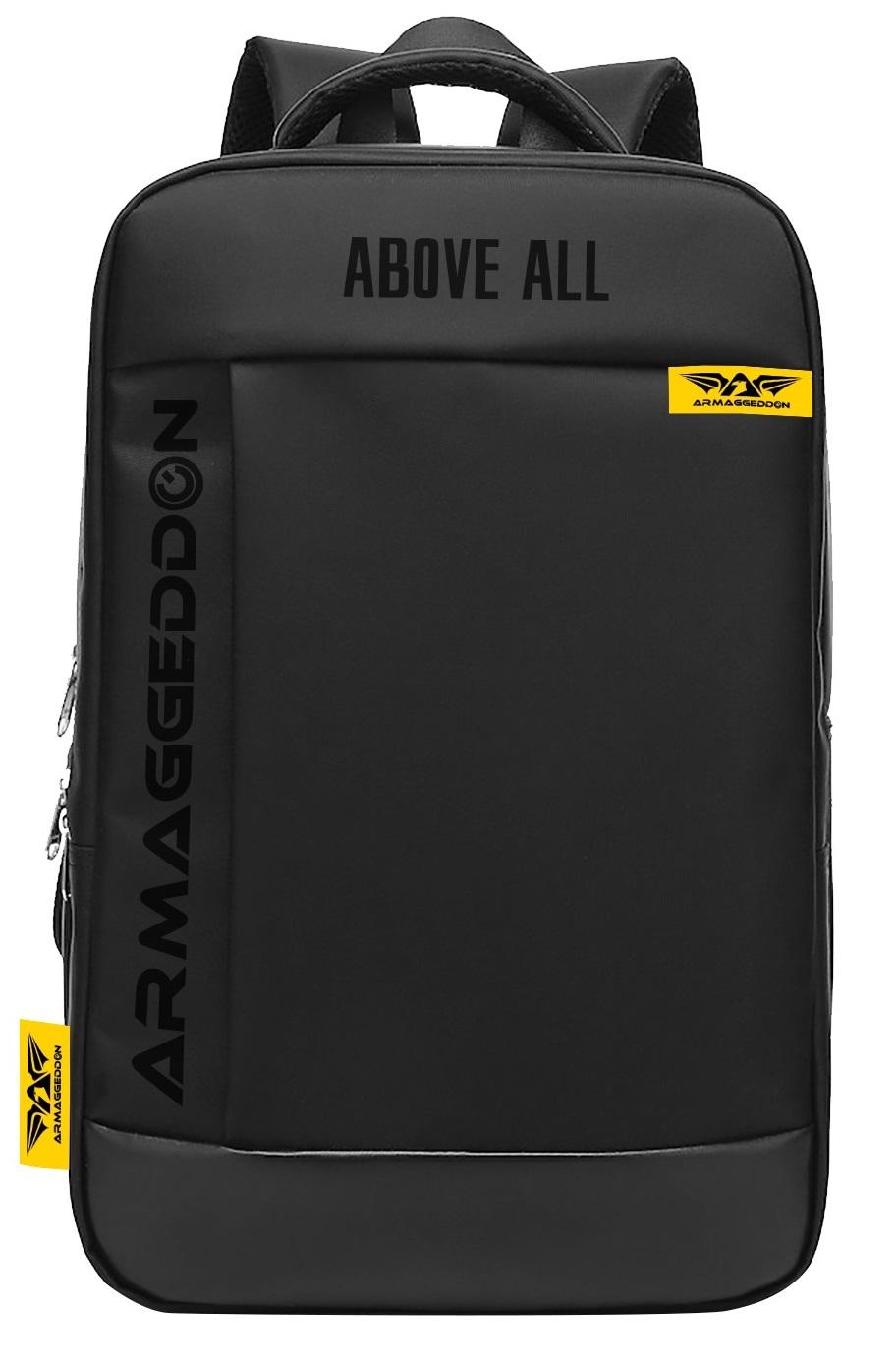 Armaggeddon SHIELD 7 Anti-Theft Gaming Bag Black
