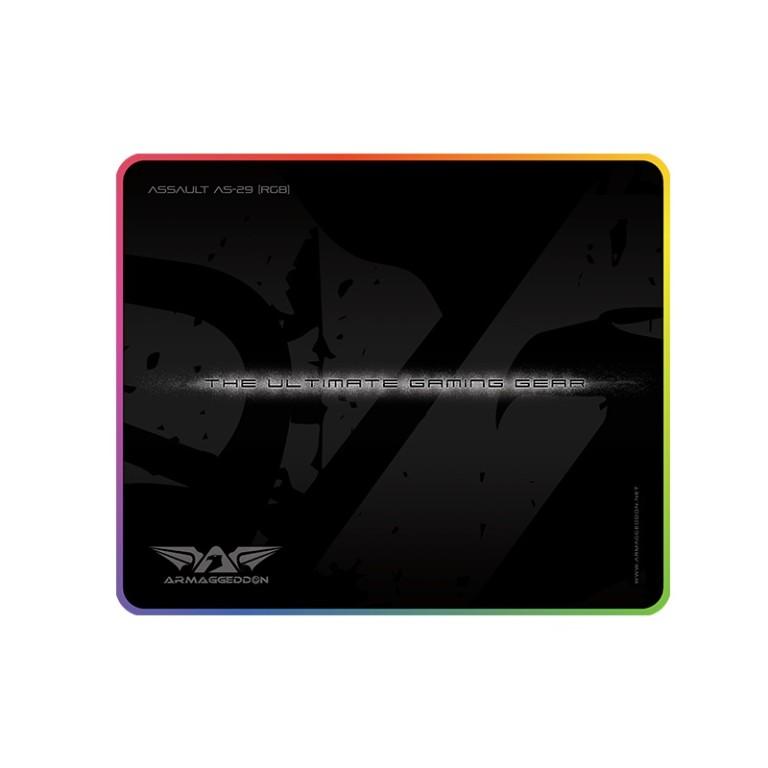 Armaggeddon AS-29R Pro Gaming RGB Mousemat
