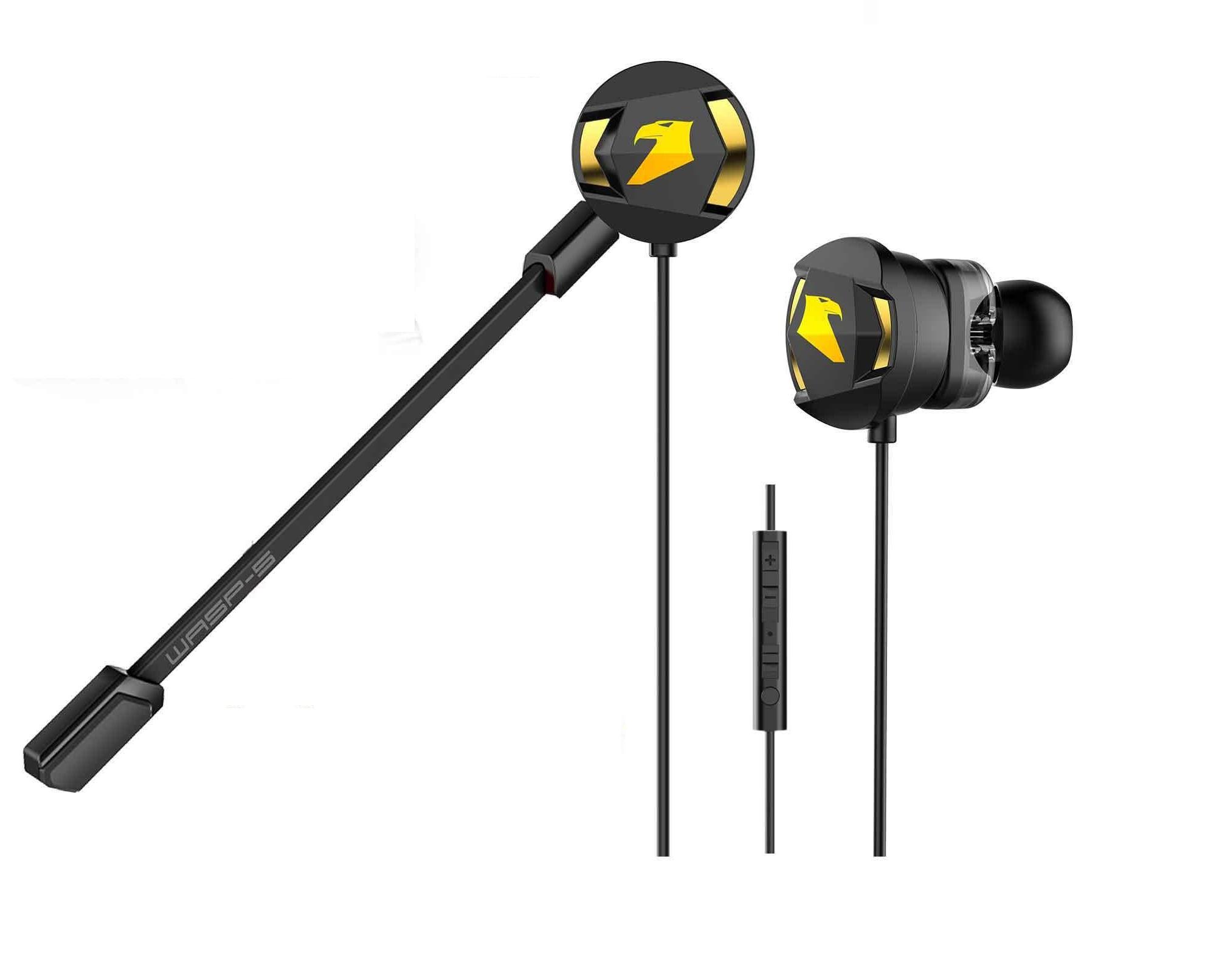Armaggeddon Wasp 5 Gaming Ear Phones