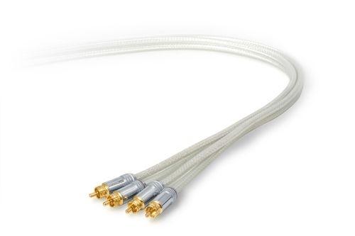 Techlink WiresXS 2RCA to 2RCA 3.0m 700033