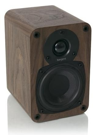 Tangent EVO E4 4'' HiFi Loudspeaker 100W Walnut