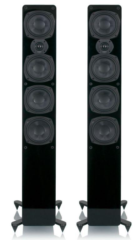 Tangent EVO E45B Column Speaker Black 200W