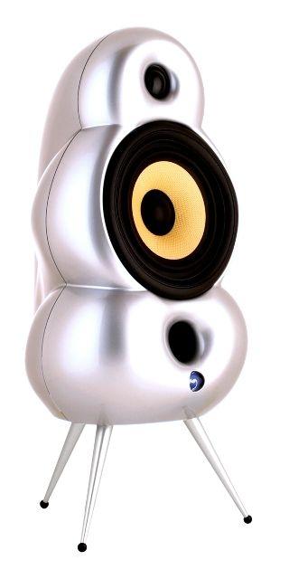 OPEN BOX Scandyna Minipod Speaker White (1 pc)
