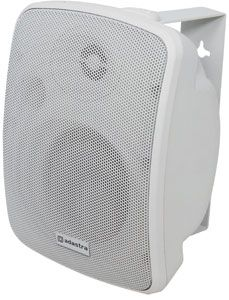 Adastra FC4V 4'' 100V IP44 Speaker 20W White 952.962UK