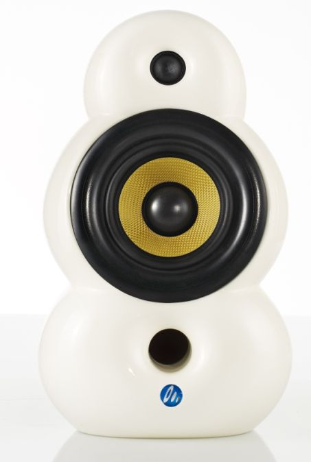 OPEN BOX Scandyna Smallpod Single White