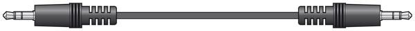 AV:link 106.019UK 3.5mm to 3.5mm Cable 5.0m (blister)