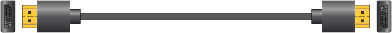 AV:link HDMI Thin Wire 4K 0.5m 112.135UK