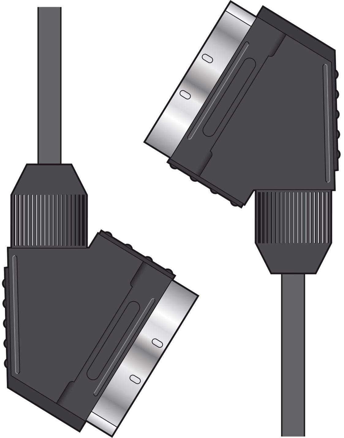 AV:Link Scart to Scart Cable 1.5m 112.170UK