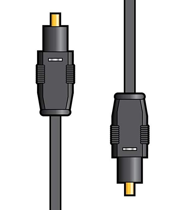 AV:Link Toslink Optical Lead 2.5m 112.202UK