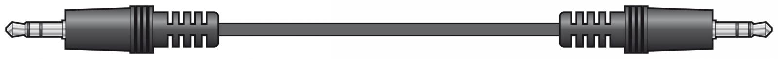 AV:link 3.5mm Stereo to 3.5mm Stereo 1.2m 112.036UK