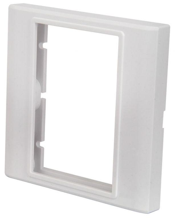 Av:link Single Gang wallplate frame 122.440UK