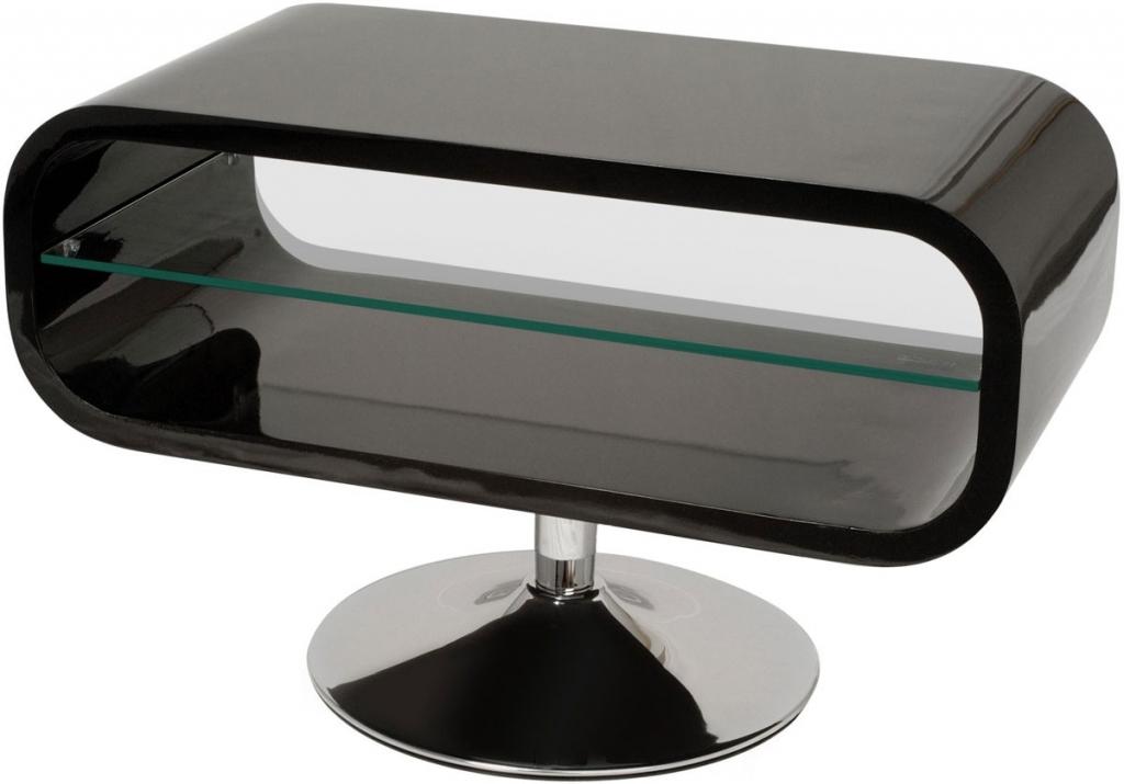 Techlink OP80B Opod TV/HiFi Rack Black