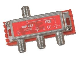FTE TAP212 2-Way Tap 5-1000mhz