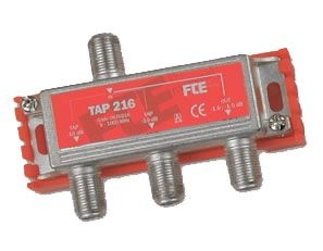 FTE TAP216 2-Way Tap 5-1000mhz
