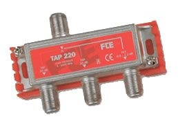 FTE TAP220 2-Way Tap 5-1000mhz
