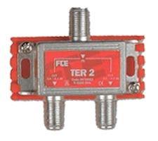 FTE TER2 Splitter 1-2 (5-1000mhz)