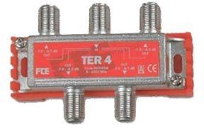 FTE TER4 Splitter 1-4 (5-1000mhz)