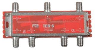 FTE TER6 Splitter 1-6 (5-1000mhz)