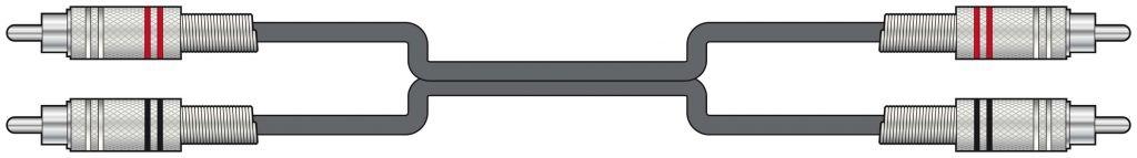 Chord Classic 2RCA-2RCA 12m 190.056UK