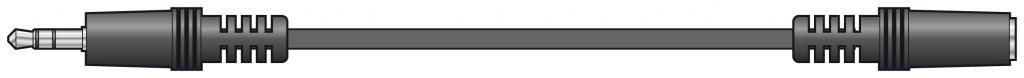 AV:link 3.5mm Stereo Extention Lead 6.0m 112.044UK