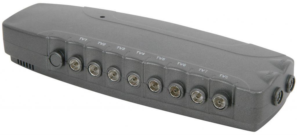Mercury 2 Inputs 8 Outputs Distribution Amplifier 148.555UK